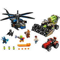 Lego Super Heroes DC Comics Бэтмен Жатва страха 76054 Batman Scarecrow Harvest of Fear Building Kit