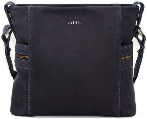 Мужская сумка из кожи VATTO MK39.2 KR600 синий