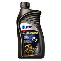 Моторное масло PTT Challenger 2T полусинтетика 1 л