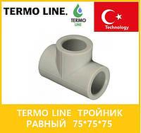 Termo Line  тройник равный  75*75*75
