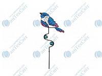 Садовый декор на металлическом стержне ENGARD Птичка (BF-20)
