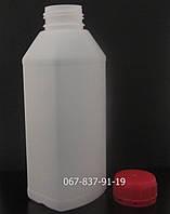 Оптом бутылка со шкалой ПЭ 0,5 л, флакон 500 мл, тара с делениями 0.5 л