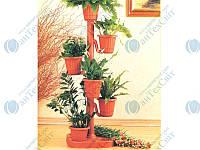 Держатель для цветов на 5 горшков 115х50 INTERPLAST Tivoli (0906)