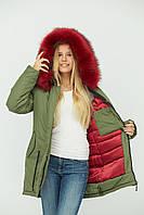 """Зимняя женская куртка """" Юля """""""