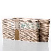 Шпатели деревянные 17х150мм, 100 шт/уп