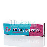 Безворсовые салфетки для маникюра ТМ Etto (5 см * 5 см) №300
