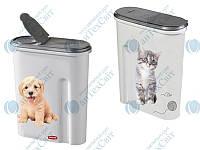 Емкость для хранения сухого корма для животных 1,5кг CURVER (03903)