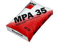 Машинная штукатурка MPA 35 Baumit, 25 кг