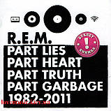 Музичний сд диск R. E. M. Part lies, part heart, part truth, part garbage (2011) (audio cd), фото 2