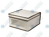 Короб складной с крышкой HANDY-HOME  30х28х15 (ESH07)