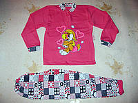 Пижама подросток на девочку, НАЧЕС,  40 размер