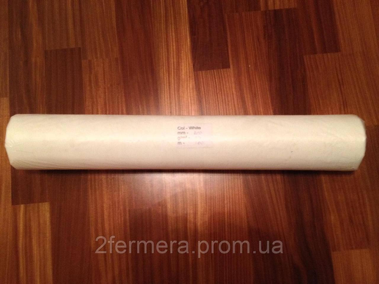 Массажные простыни шириной 80 см и длиной 200м. белые 19 плотность ЭКО