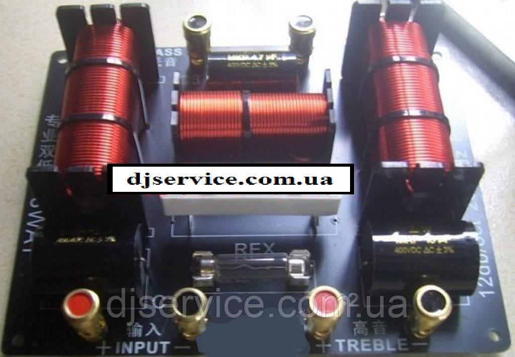 P-608 (600 W) (НЧ-НЧ-ВЧ) 2000 Гц