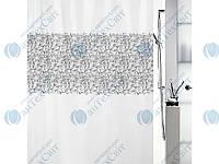 Шторка для ванной текстильная SPIRELLA Iroko 200х180 (10.18491)