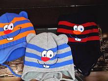 Детские головные уборы (зима)
