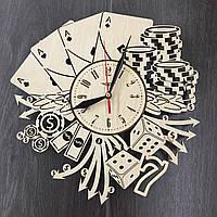 Дизайнерские настенные часы Лас Вегас