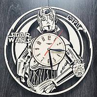 Настенные часы Роботы Звездных войн