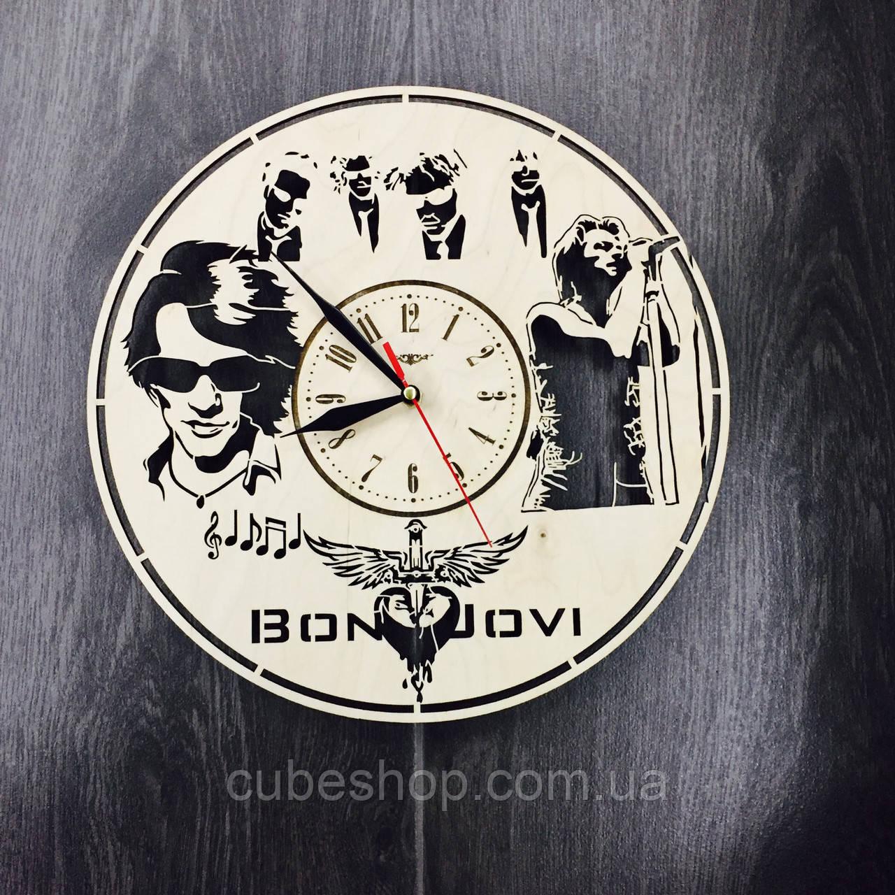 Часы настенные Bon Jovi