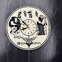 Часы настенные Bon Jovi, фото 1