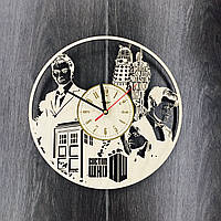 Часы настенные Доктор Кто, фото 1