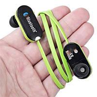 Наушники вакуумные беспроводные AT-BT36 Sports Wireless Bluetooth V4.0 (белые, черные, красные)