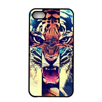 "Чехол ""Тигр"" для iPhone 4/4S"
