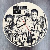 Оригинальные настенные часы Ходячие мертвецы, фото 1