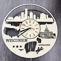 Интерьерные часы на стену Милуоки, Висконсин