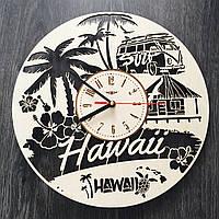 Интерьерные часы на стену Гавайи, фото 1