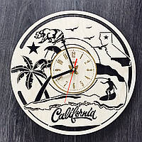 Интерьерные часы на стену Калифорния