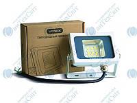 LED прожектор VIDEX 10W  5000K 220V White (23575)