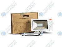 LED прожектор VIDEX Slim Sensor 10W 5000K 220V White (23573)