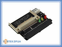 Адаптер 40 Pin, IDE - загрузочный CF to 3.5 мама (нов.)