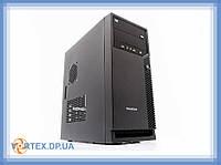 Корпус для ПК  FrimeCom LB 052 BL Black, 400W, ATX mATX mITX