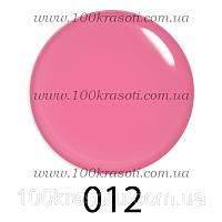 Гель-лак G.La Color, 10ml, цвет №012 (нежно-розовая фуксия)