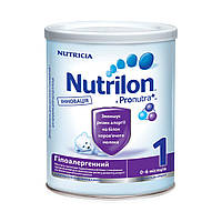 Nutrilon 1 Гипоаллергенный, 400 г 566791 ТМ: Nutrilon