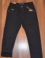 Утепленные коттоновые брюки для мальчиков. Размеры 116-146 , фото 1