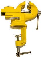 Мини тиски поворотные со станиной R'Deer RH-004
