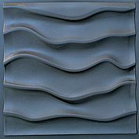 """""""Эфир""""  форма для 3D панелей 50x50"""