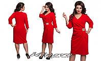 Коктейльное платье большого размера 50-56 разные цвета