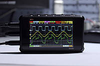 Осциллограф карманный DSO203, 72МГц, Четырехканальный