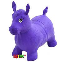 Прыгун Bambi MS 0001 Лошадка Фиолетовый