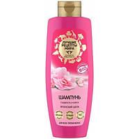 """Шампунь для волос """"Японский шелк"""" Planeta Organica Лучшие Рецепты Мира, 350 мл"""