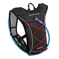 Рюкзак спортивний Highlander Kestrel 4 Hydration Pack 6 Black/Red