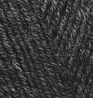 Пряжа Лана голд Lanagold Alize, № 521, т. серый меланж