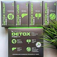 Detox Программа комплексного  очищения организма