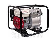 Бензиновая мотопомпа Honda WT20XK3 DE  (39 куб.м/час)