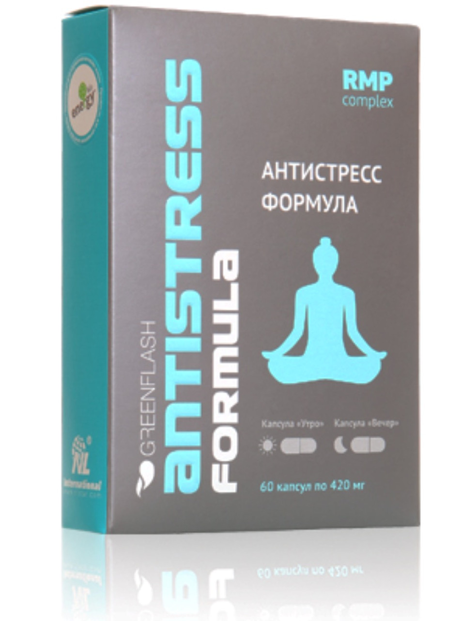Antistress Formula - Антистресс формула, Защита от стресса.