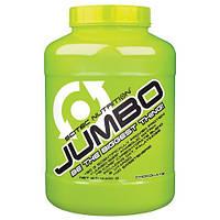 Гейнер Scitec Nutrition Jumbo, 4400 гр.