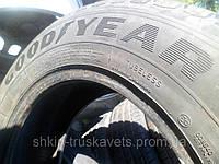 Шины  Goodyear, 215/65 R16 C, бу, 40 % изношения